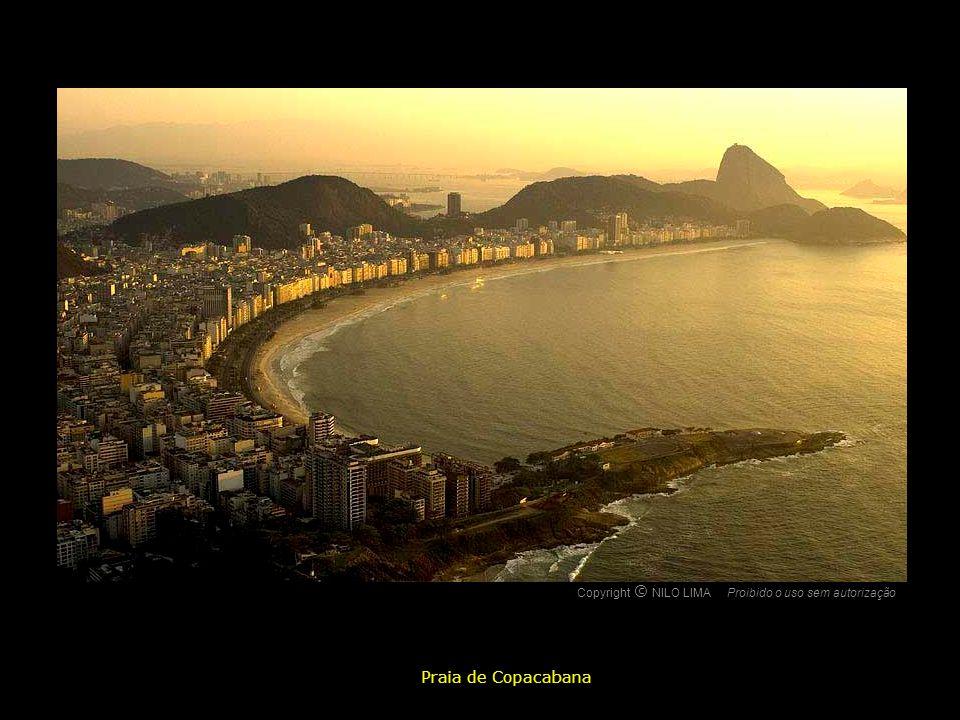 rio O Praia de Copacabana Copyright NILO LIMA
