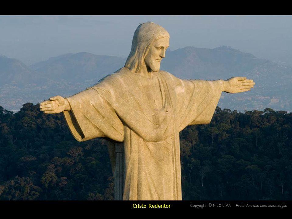 Copyright NILO LIMA Proibido o uso sem autorização c O Cristo Redentor