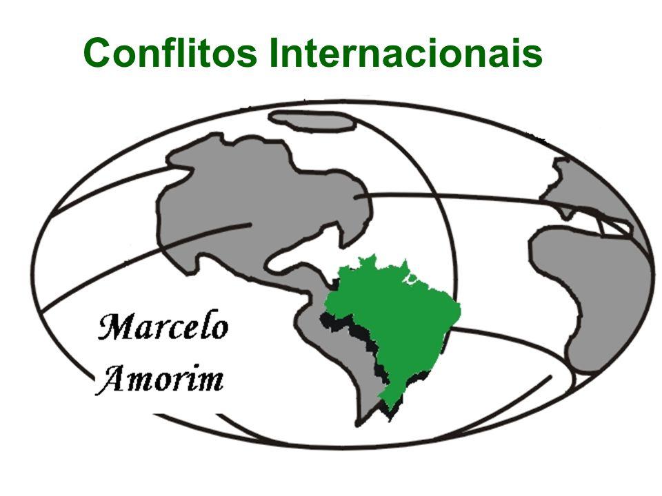 Conflitos Internacionais