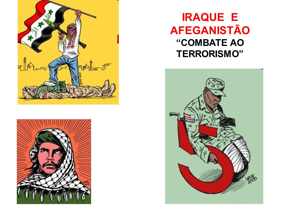 COMBATE AO TERRORISMO