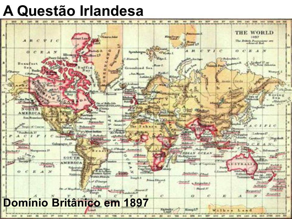 A Questão Irlandesa Domínio Britânico em 1897