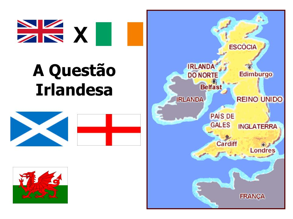 X A Questão Irlandesa