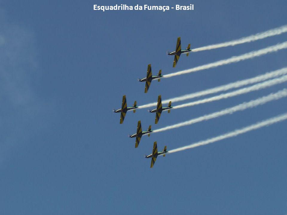 Esquadrilha da Fumaça - Brasil