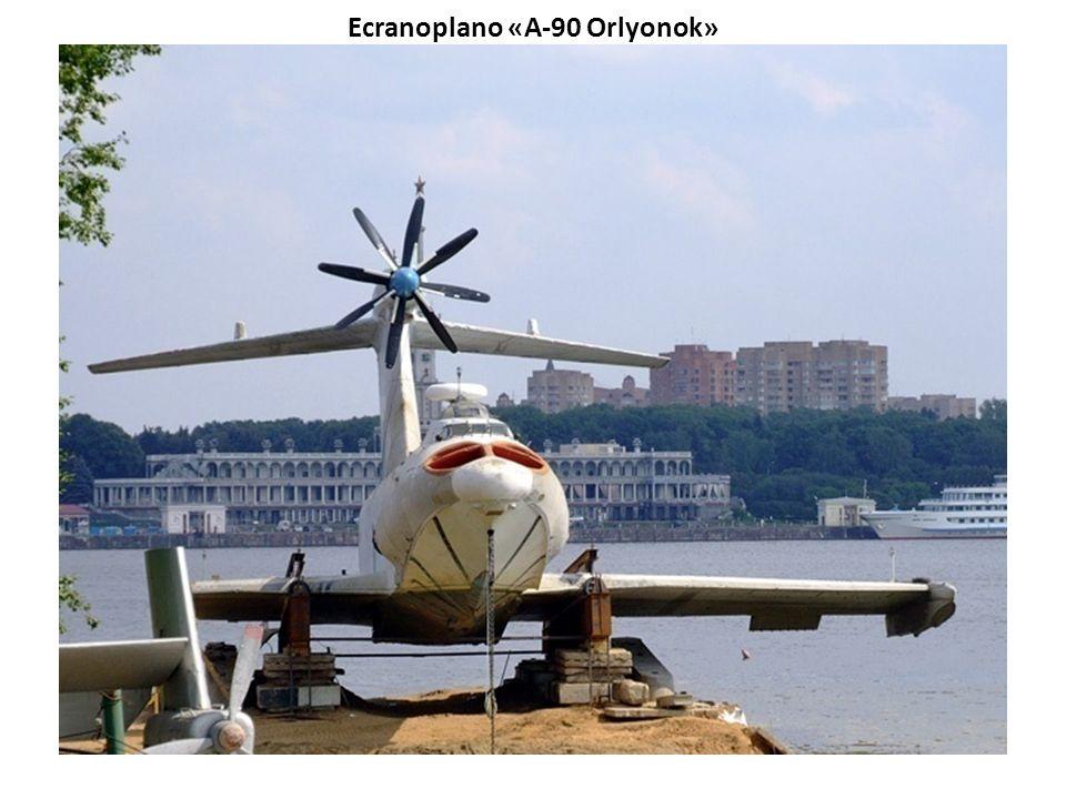 Ecranoplano «A-90 Orlyonok»