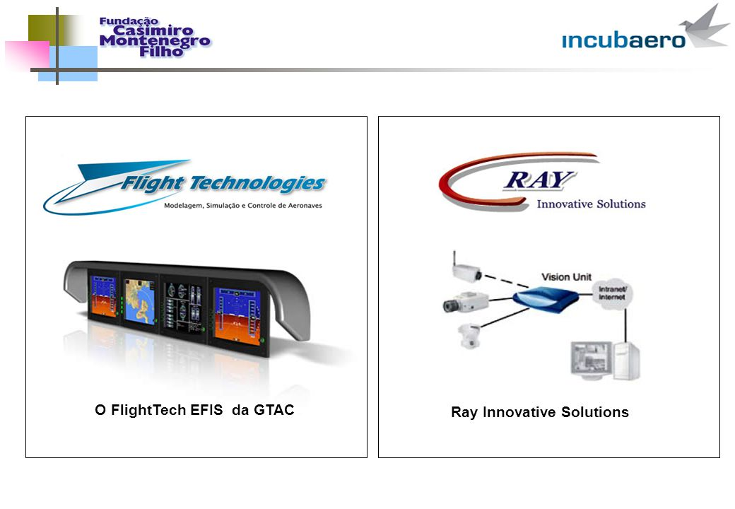 O FlightTech EFIS da GTAC Ray Innovative Solutions