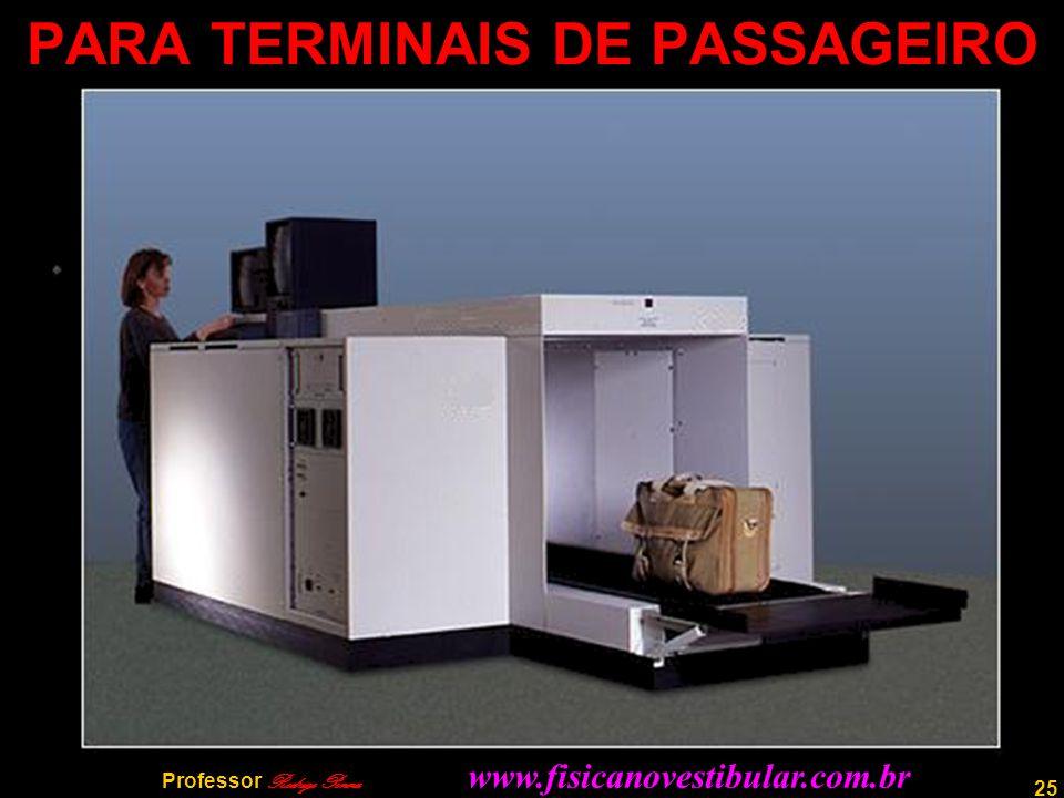 PARA TERMINAIS DE PASSAGEIRO