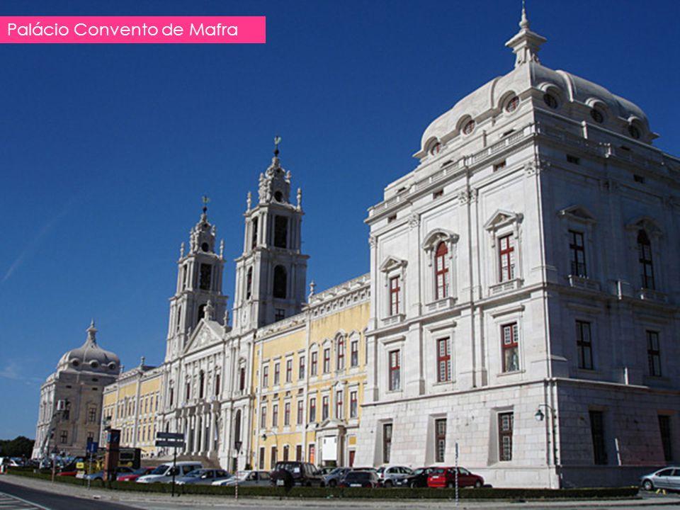 Palácio Convento de Mafra