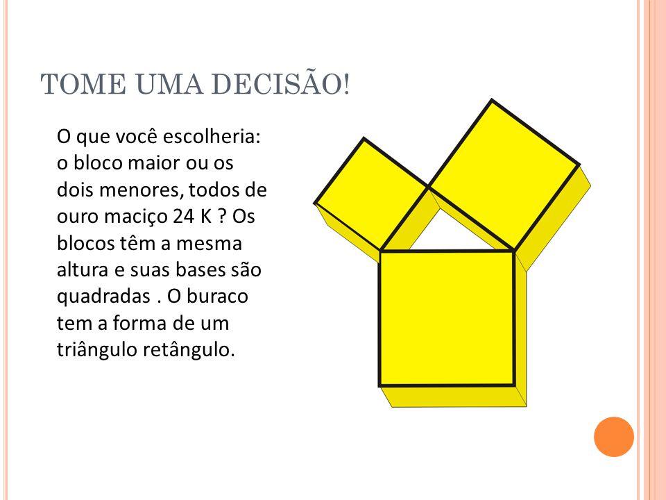 TOME UMA DECISÃO!