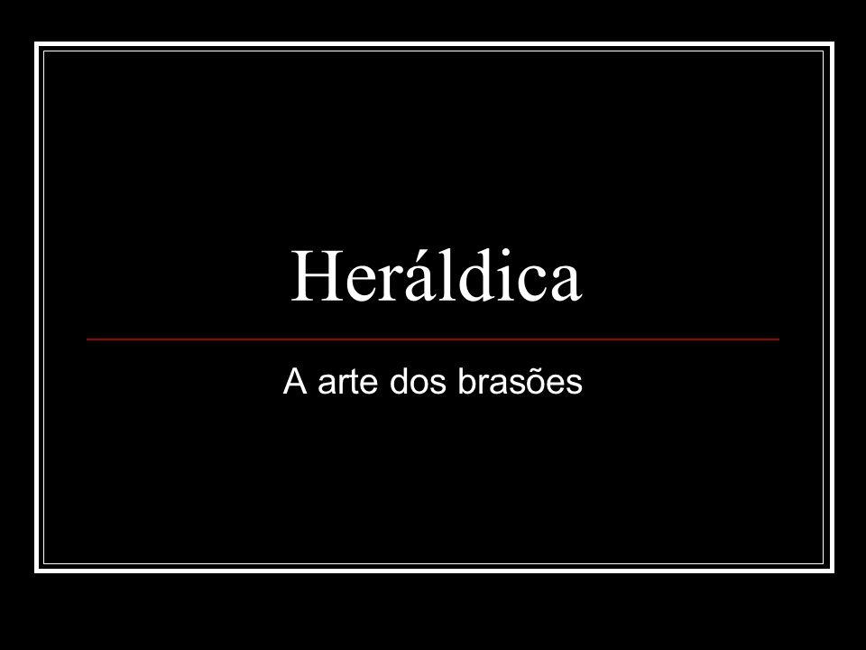 Heráldica A arte dos brasões