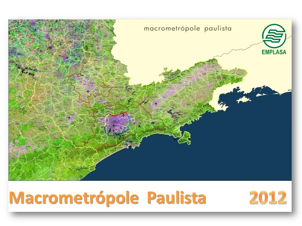 Macrometrópole Paulista