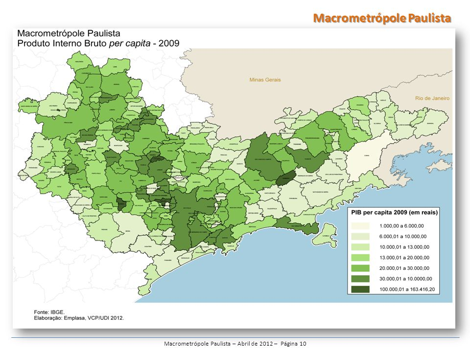 Macrometrópole Paulista – Abril de 2012 – Página 10