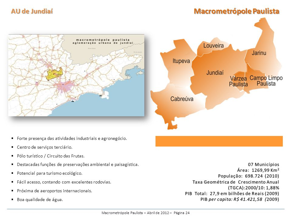 Macrometrópole Paulista – Abril de 2012 – Página 24