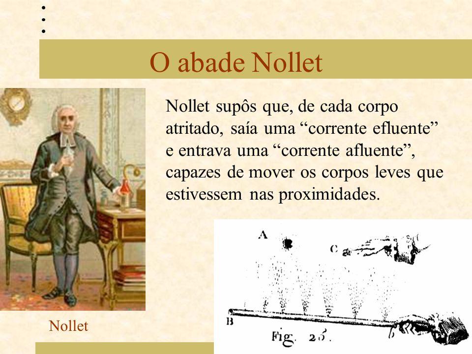 O abade Nollet