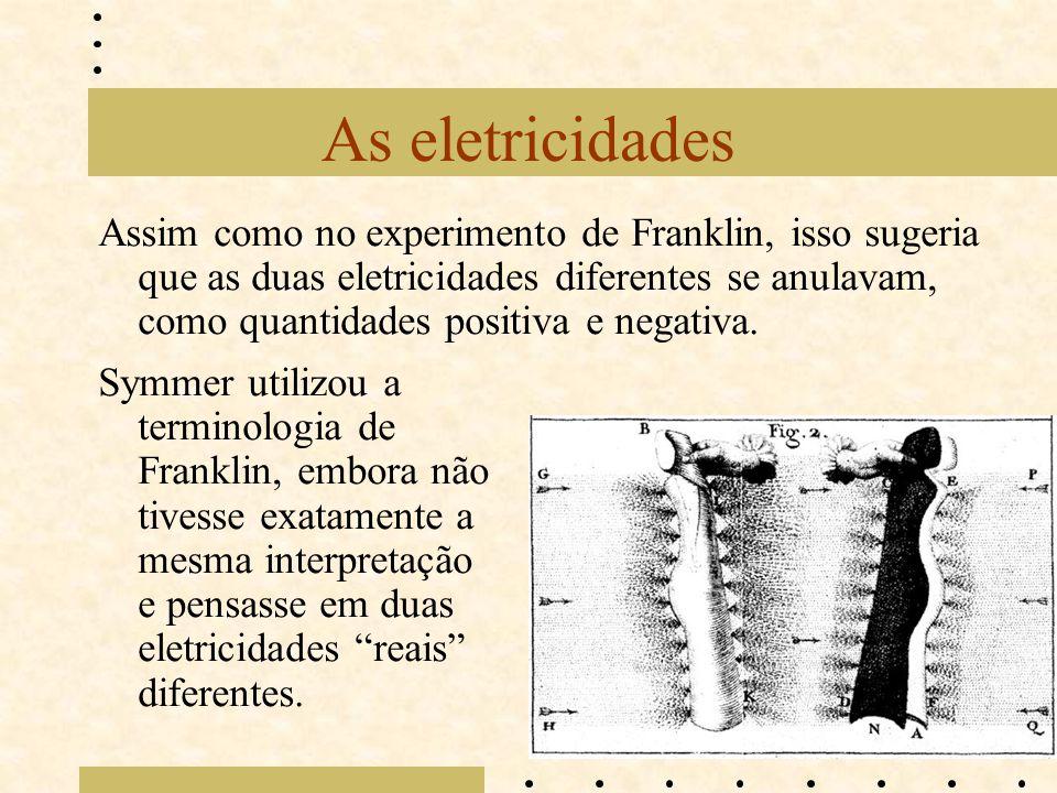 As eletricidades
