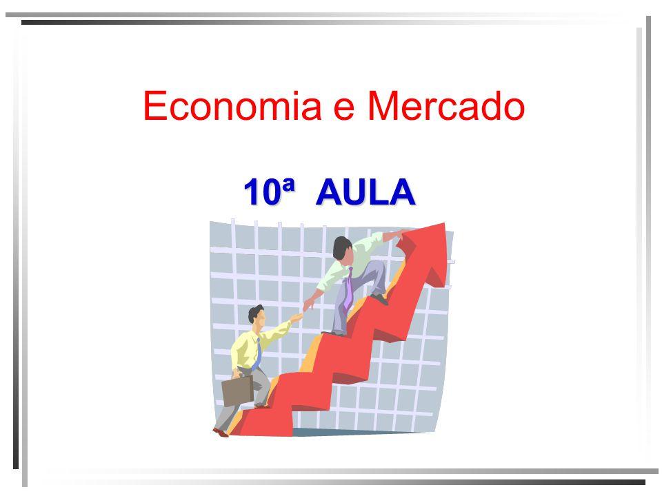 Economia e Mercado 10ª AULA