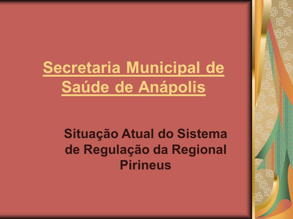 Secretaria Municipal de Saúde de Anápolis