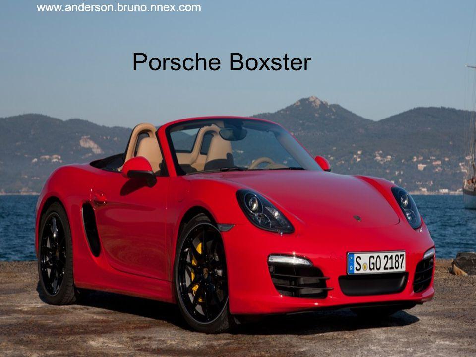Porsche Boxster Plano de Carreira CADASTRE-SE AGORA !