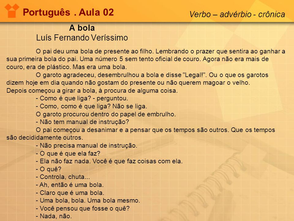 A bola Luís Fernando Veríssimo