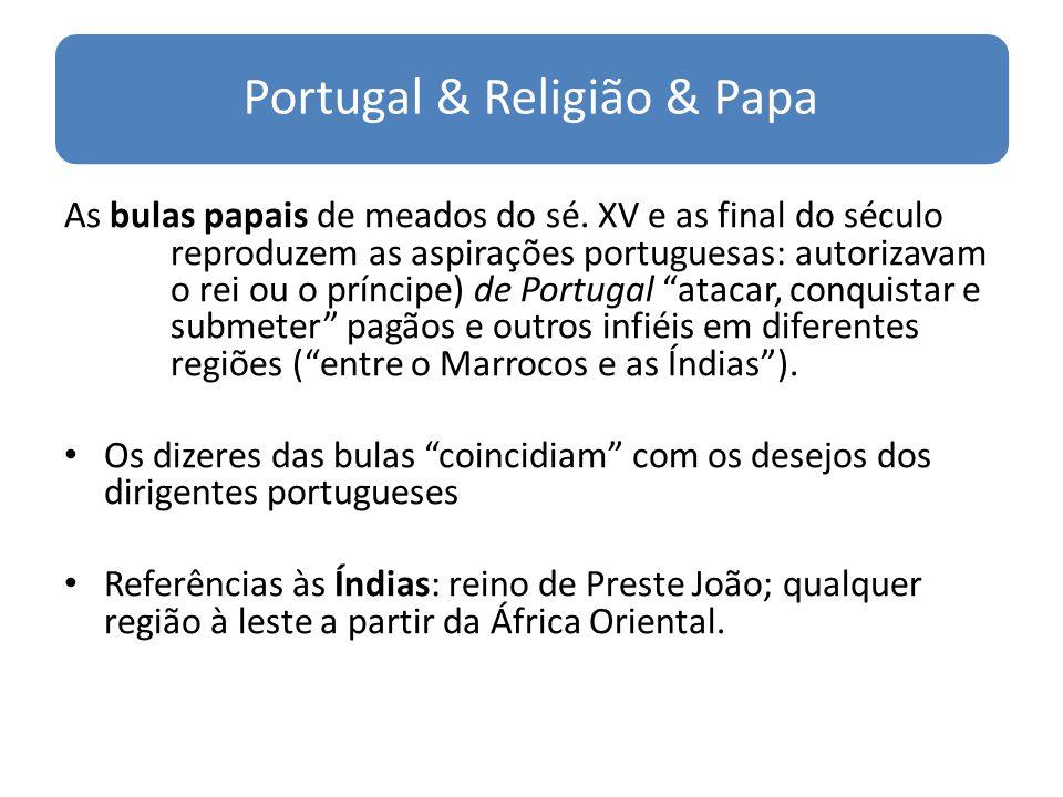 Portugal & Religião & Papa