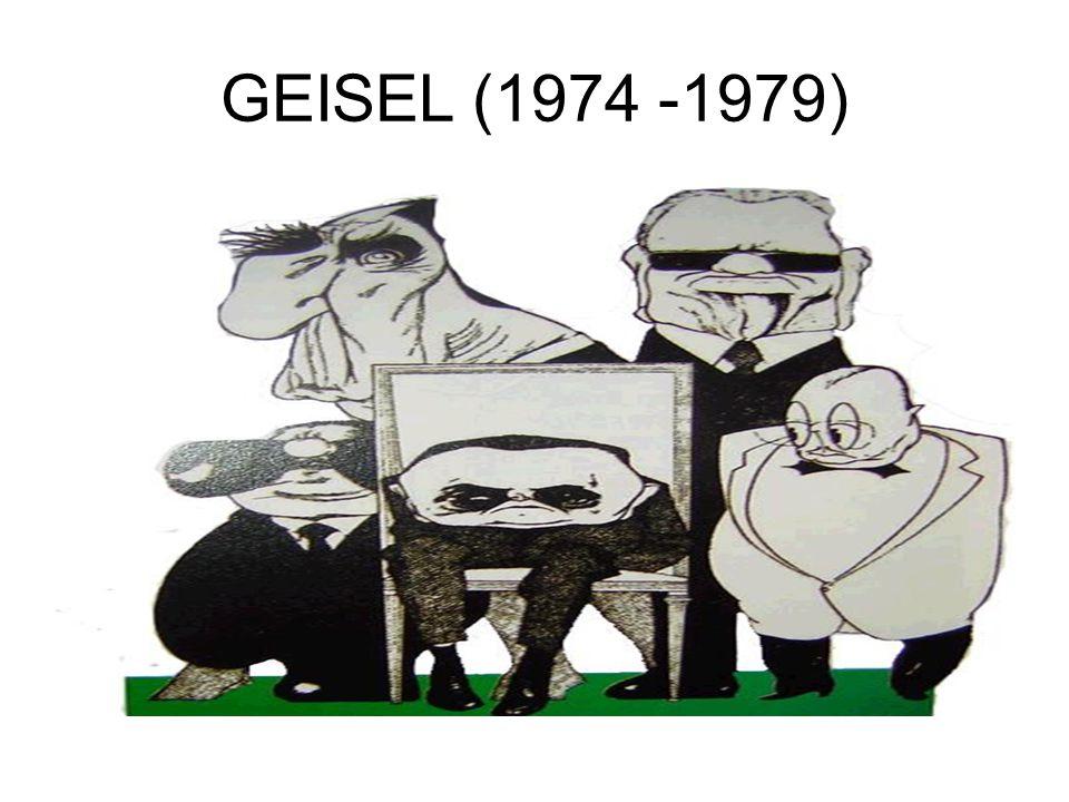 GEISEL (1974 -1979)