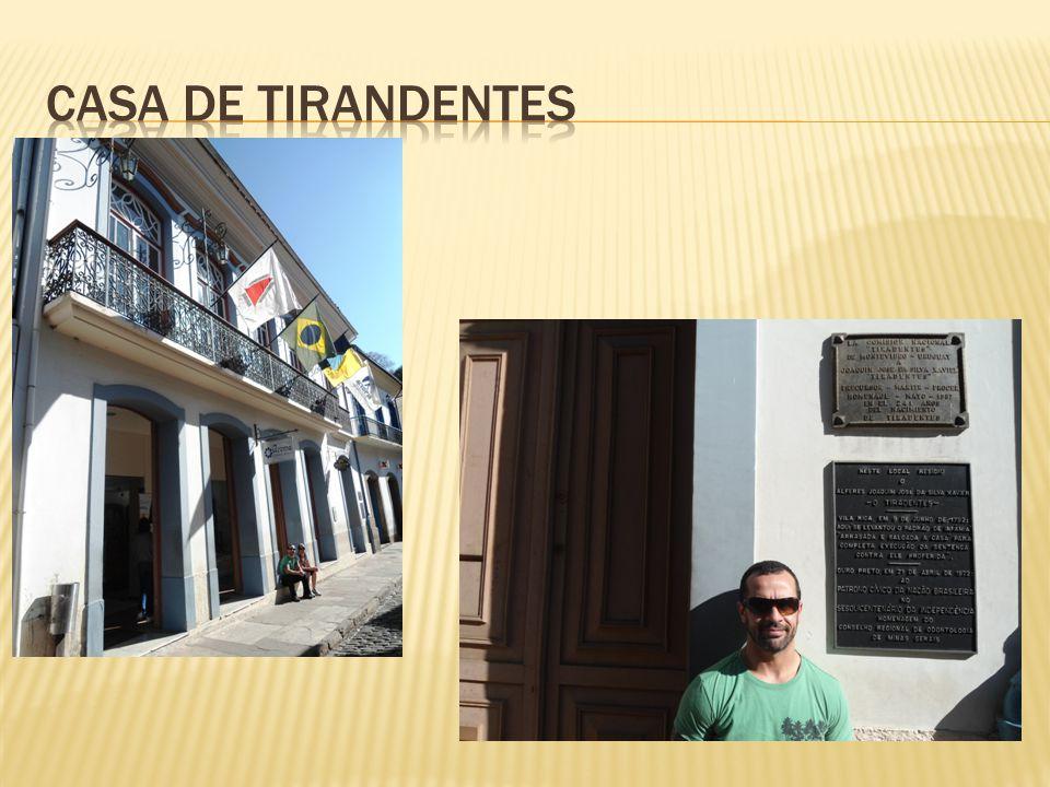 Casa de tirandentes