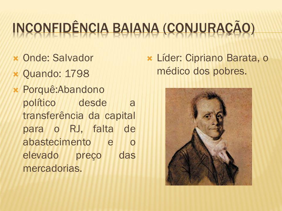 Inconfidência baiana (conjuração)
