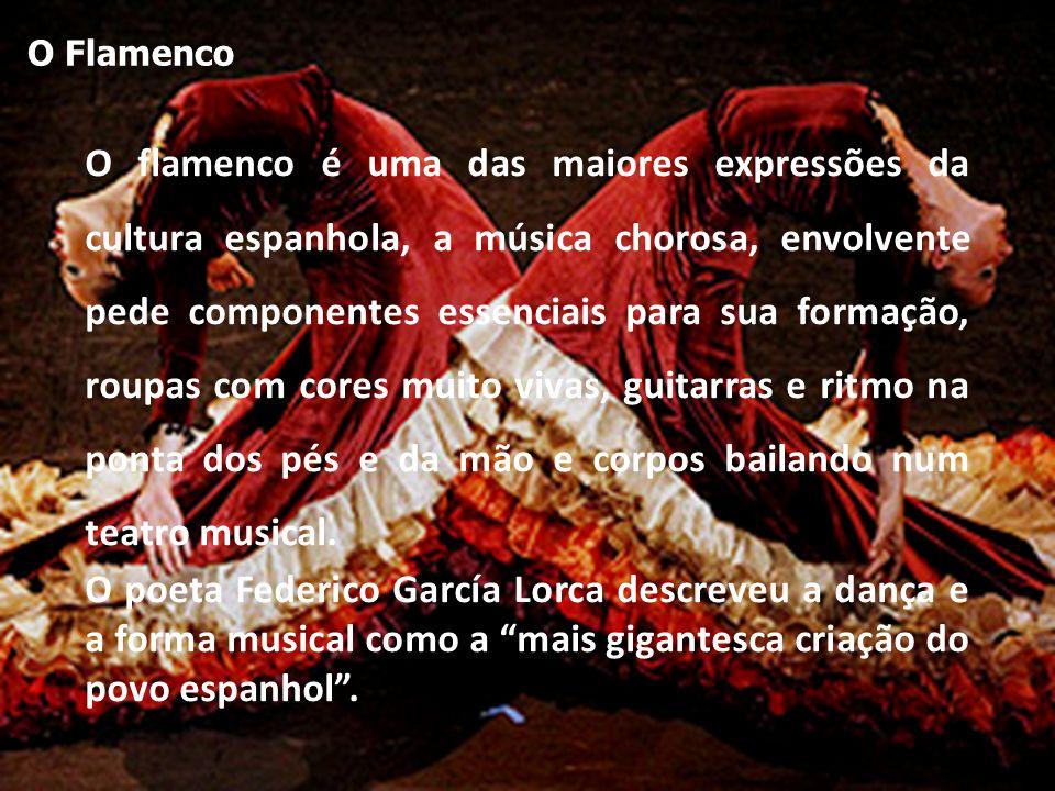 O Flamenco