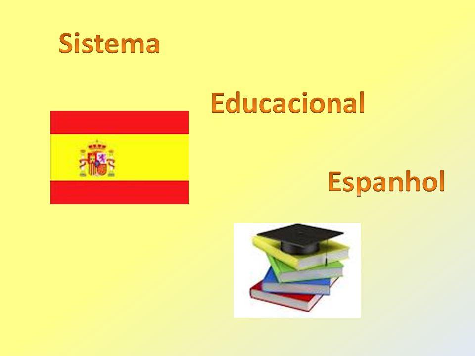 Sistema Educacional Espanhol