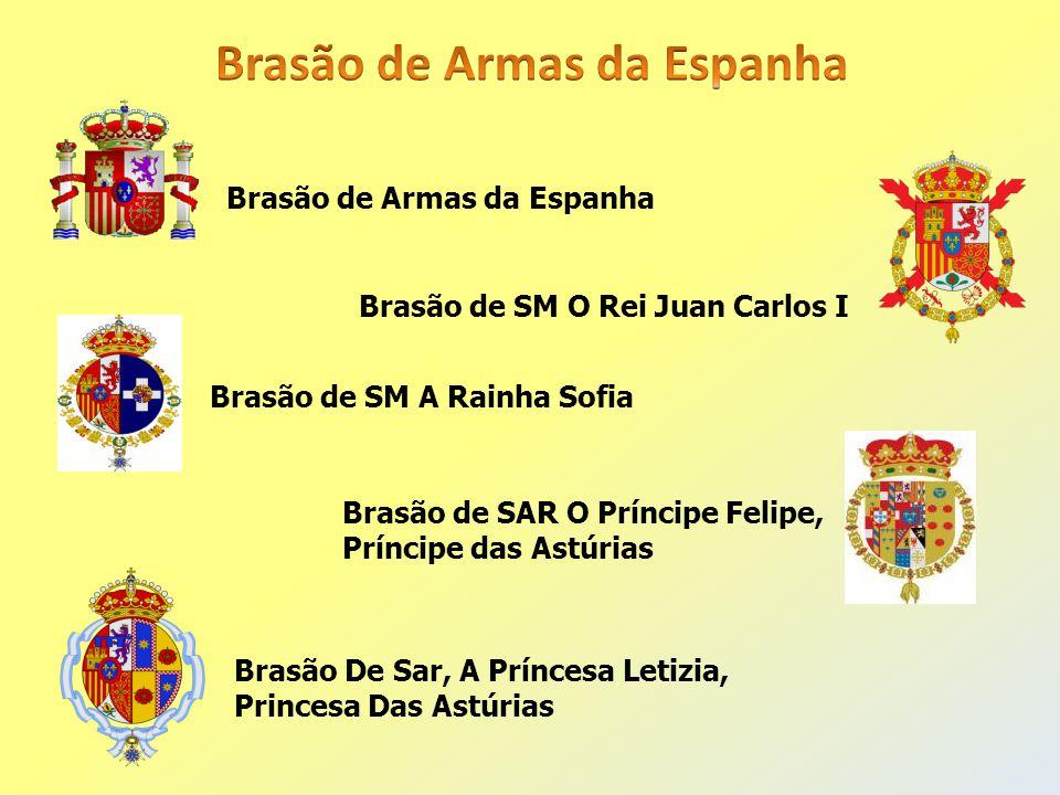 Brasão de Armas da Espanha