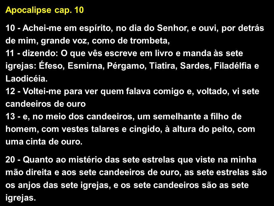 Apocalipse cap. 10
