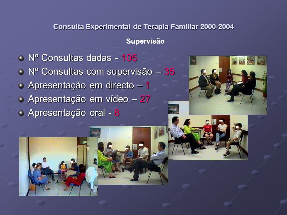 Consulta Experimental de Terapia Familiar