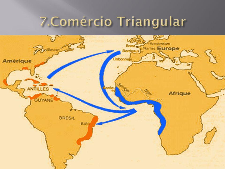 7.Comércio Triangular