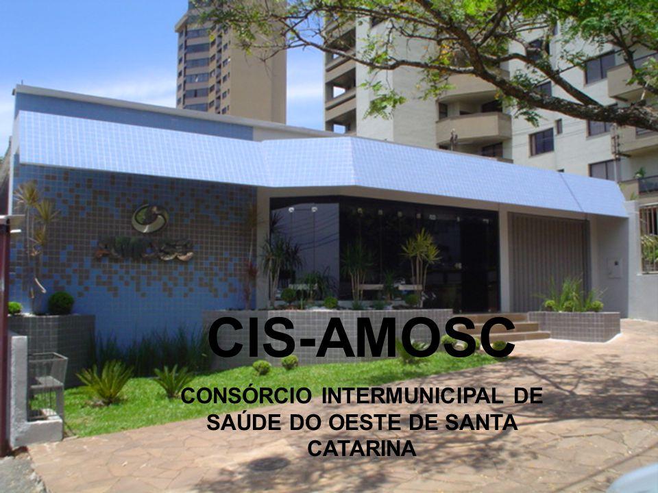CONSÓRCIO INTERMUNICIPAL DE SAÚDE DO OESTE DE SANTA CATARINA