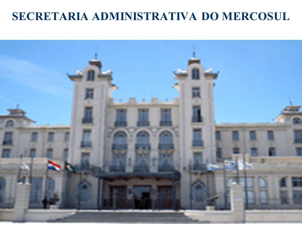 SECRETARIA ADMINISTRATIVA DO MERCOSUL