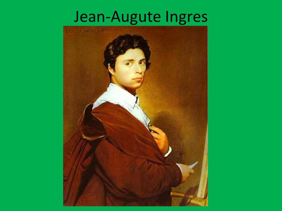 Jean-Augute Ingres