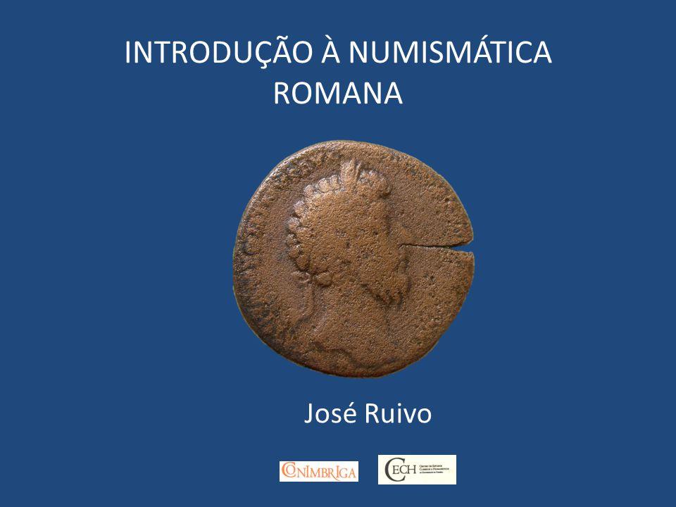 INTRODUÇÃO À NUMISMÁTICA ROMANA