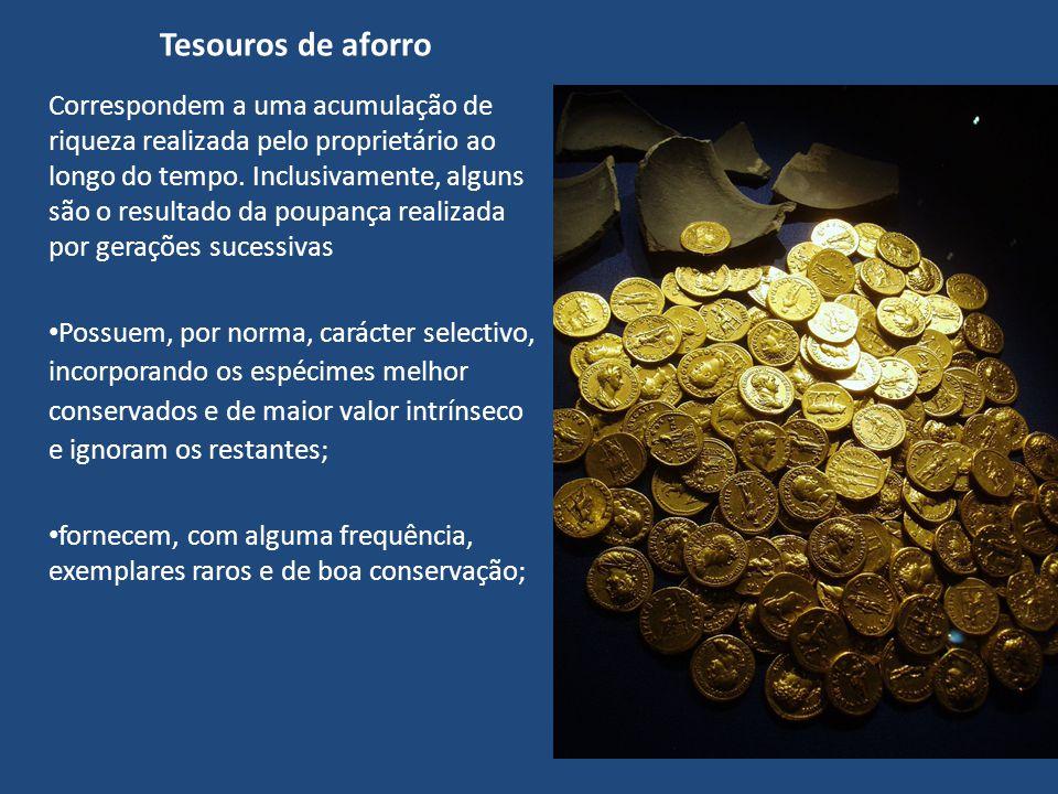 Tesouros de aforro