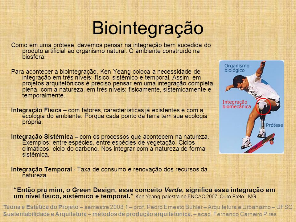 Biointegração