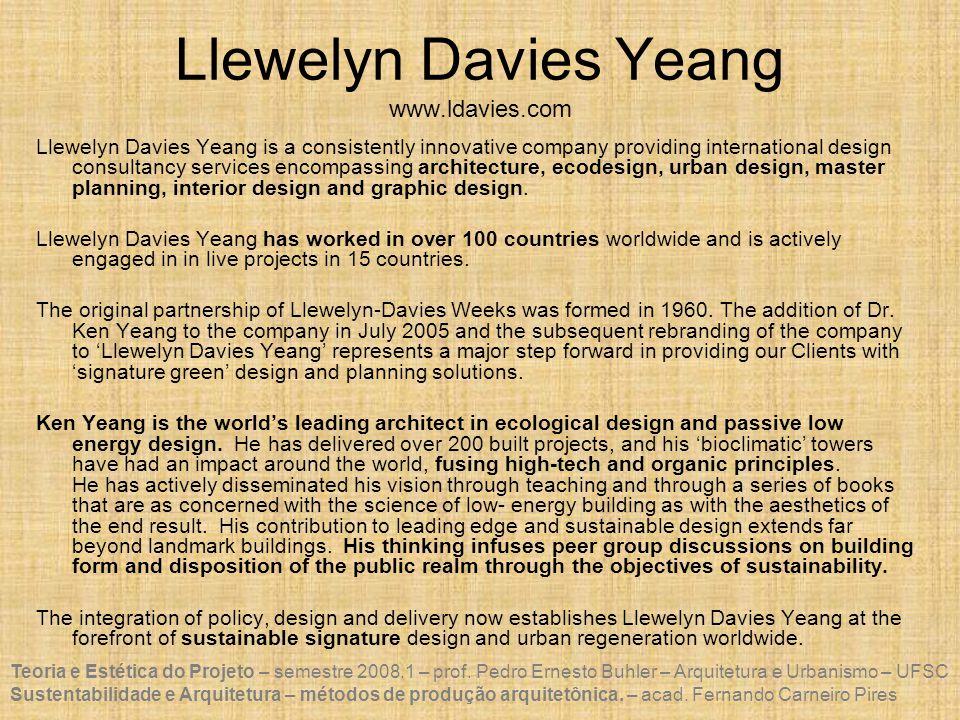 Llewelyn Davies Yeang www.ldavies.com