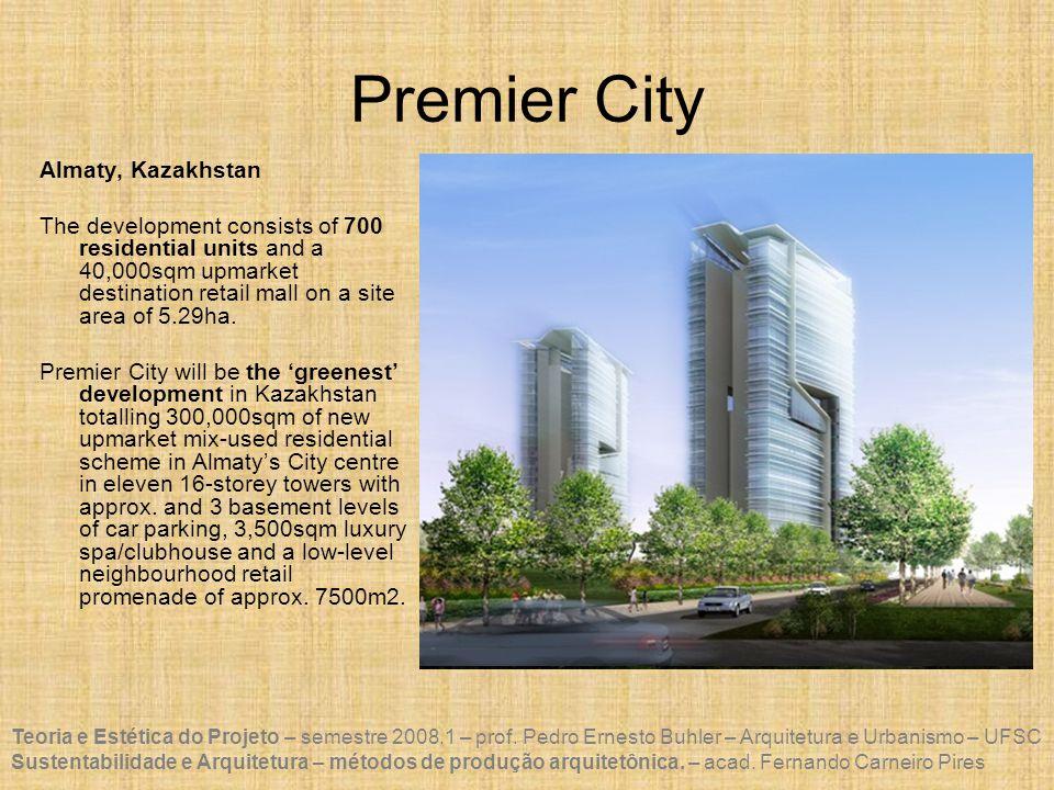 Premier City Almaty, Kazakhstan