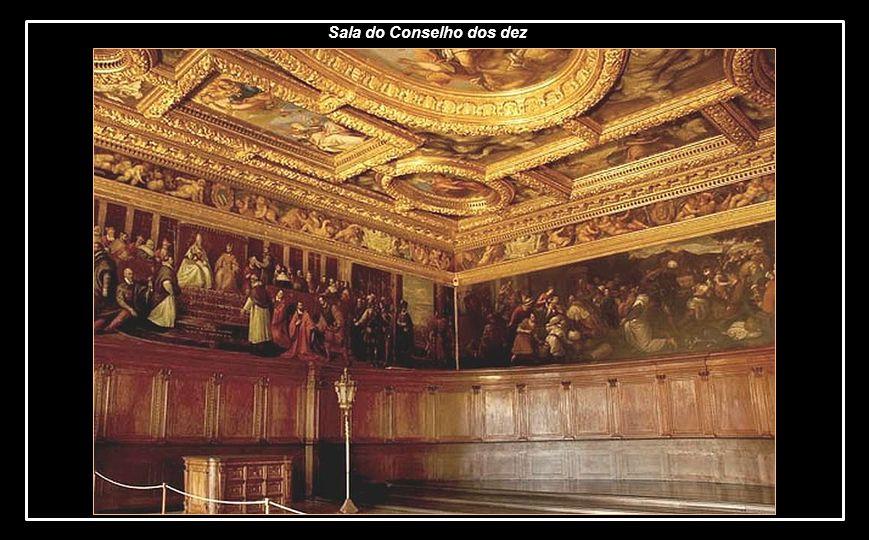 Sala do Conselho dos dez
