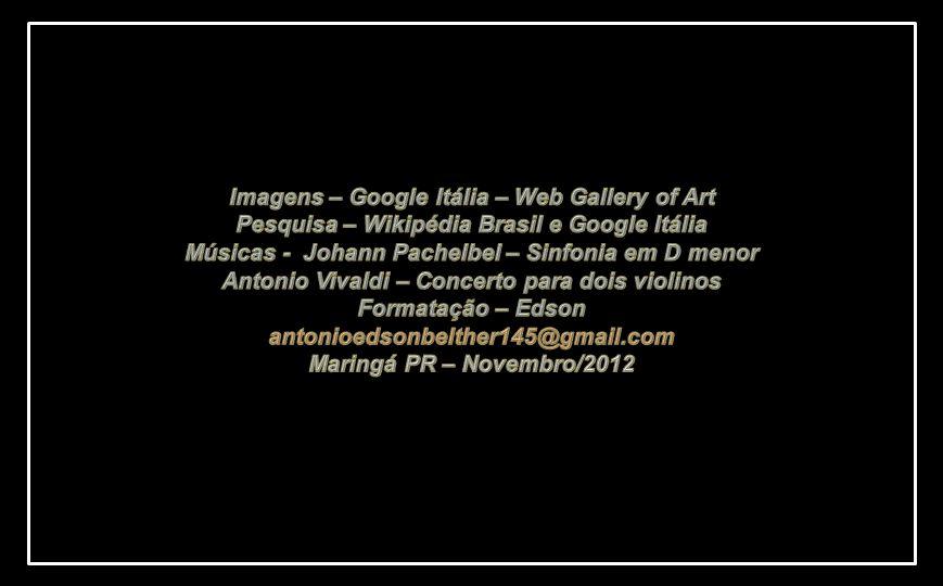 Imagens – Google Itália – Web Gallery of Art
