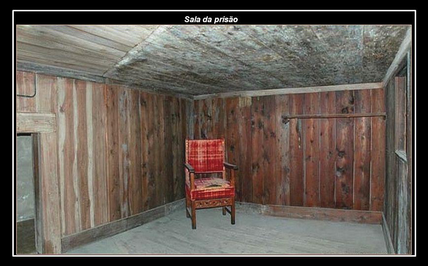 Sala da prisão