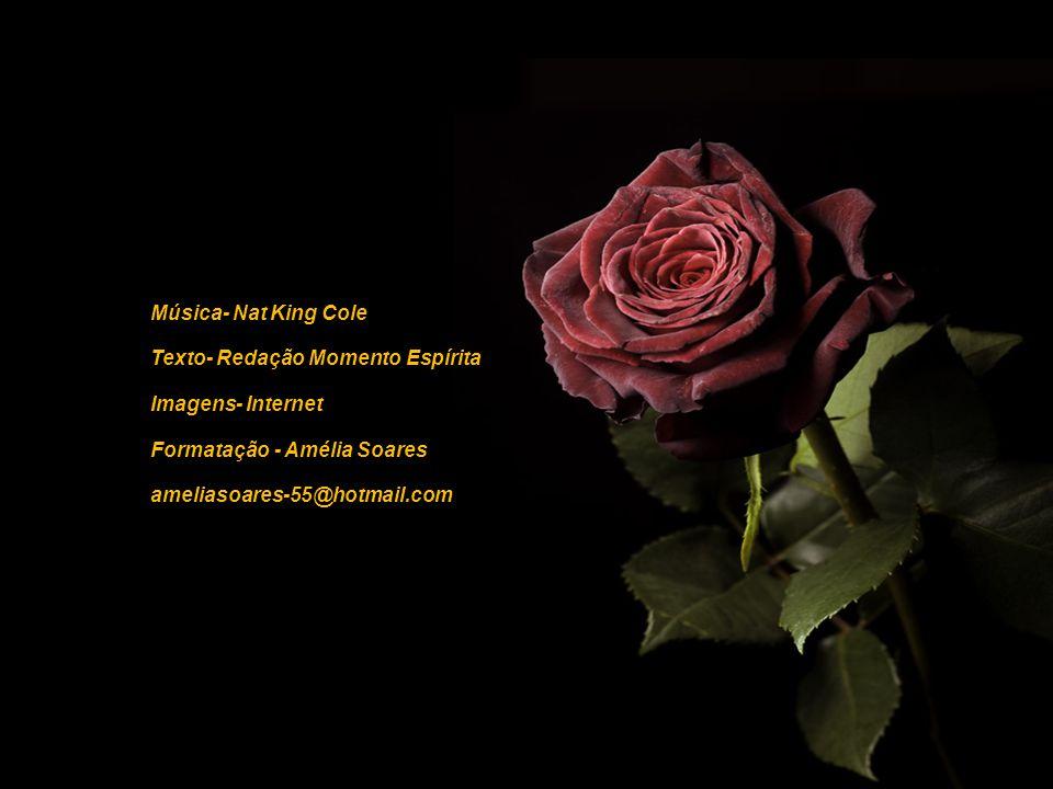 02.05.11 Música- Nat King Cole Texto- Redação Momento Espírita