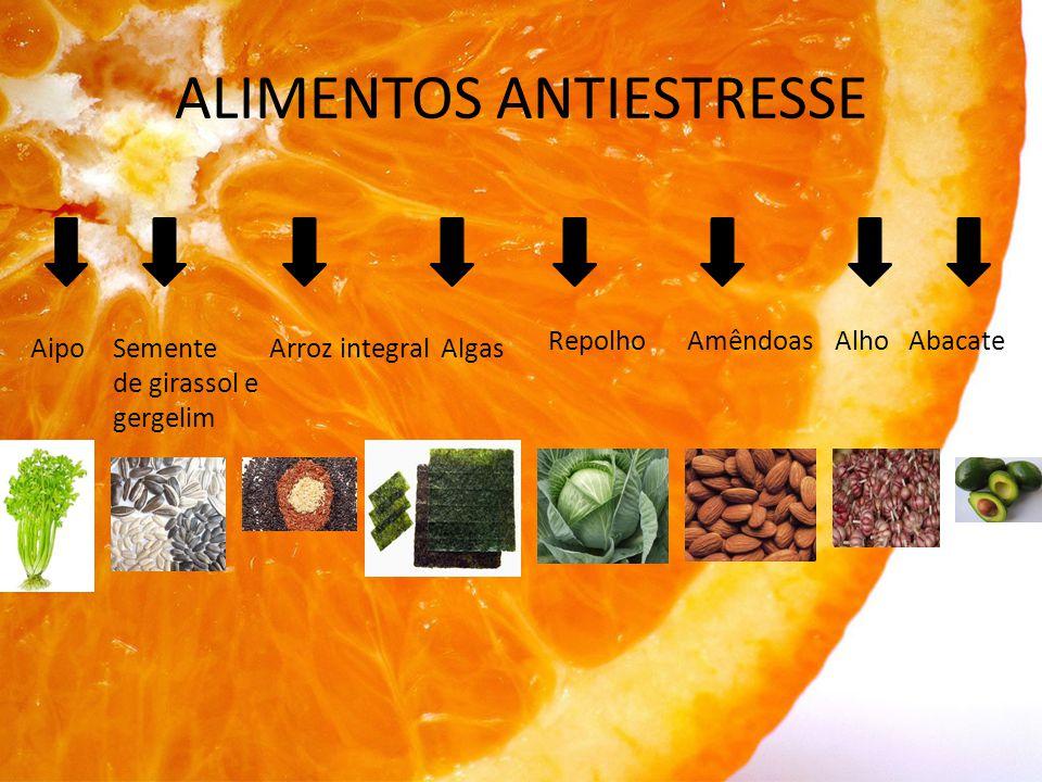 ALIMENTOS ANTIESTRESSE