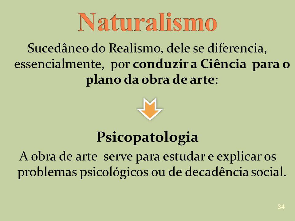 Naturalismo Psicopatologia