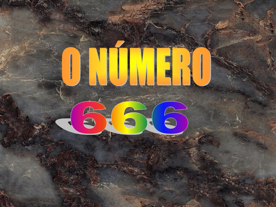 O NÚMERO 666