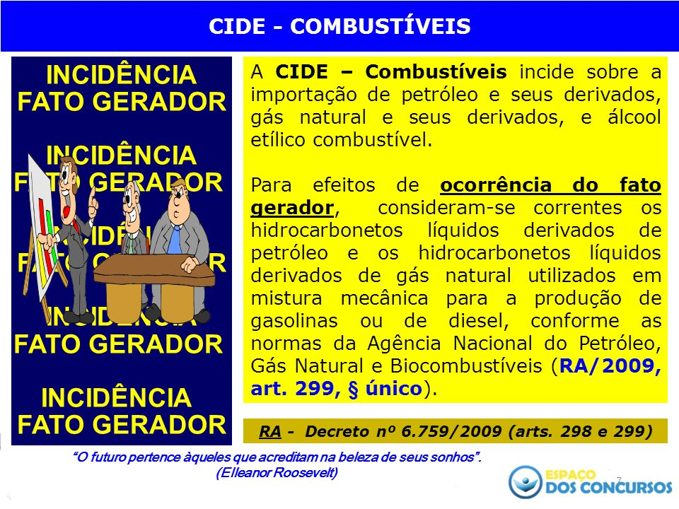 RA - Decreto nº 6.759/2009 (arts. 298 e 299)