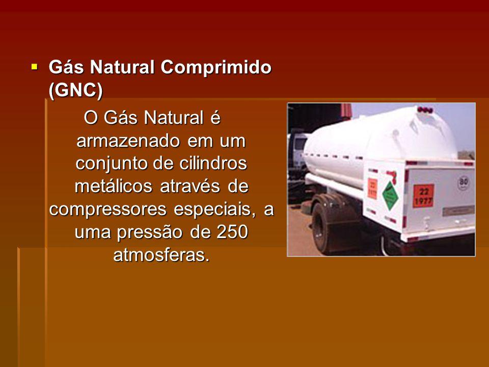 Gás Natural Comprimido (GNC)