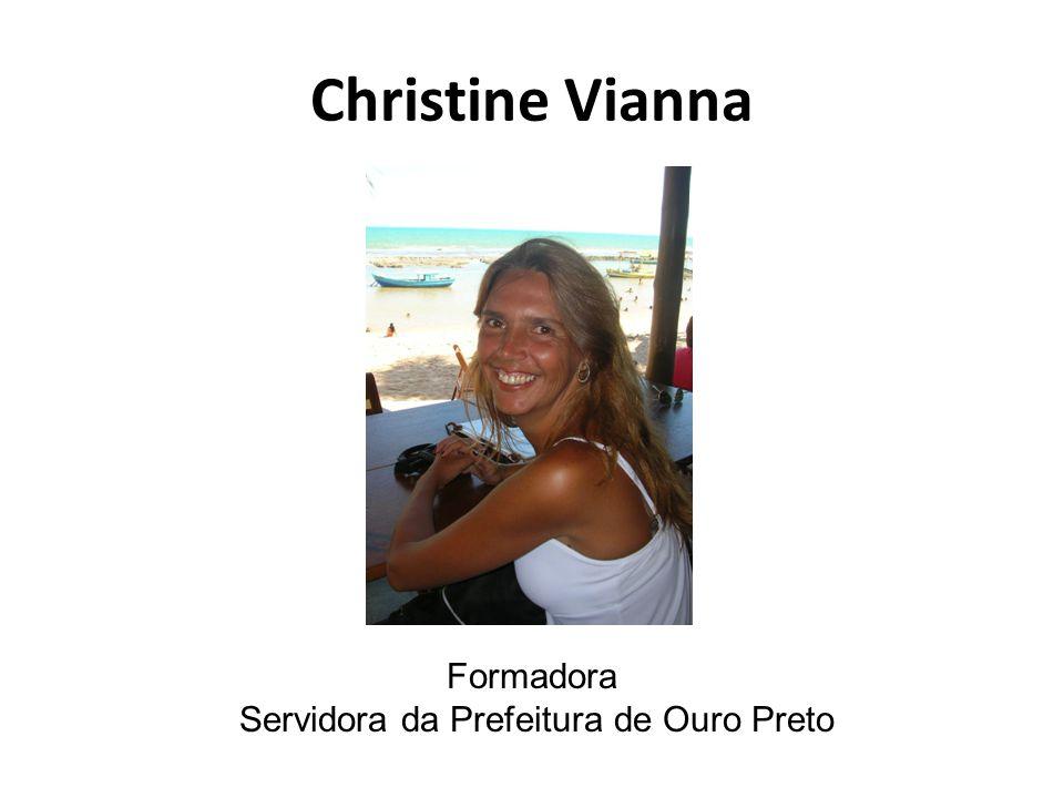 Servidora da Prefeitura de Ouro Preto